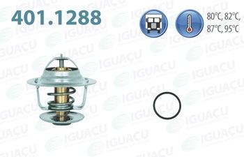 Válvula Termostática - Iguaçu - 401.1288-87 - Unitário