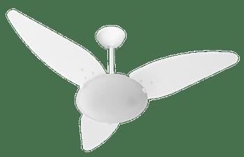 Ventilador de Teto Magnes Branco com 3 Pás 127V - Venti-Delta - 41-3100 - Unitário