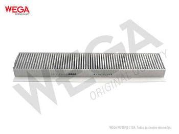 Filtro do Ar Condicionado - Wega - AKX-1433/C - Unitário