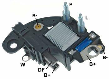 Regulador de Tensão - Gauss - GA122 - Unitário