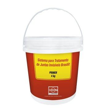 Primer para Juntas Invisíveis Balde 4kg - Brasilit - 273030056 - Unitário