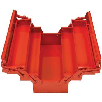 Caixa de Ferramentas em Aço Especial com 5 Gavetas e Alças Fixas - Tramontina - 43800001 - Unitário