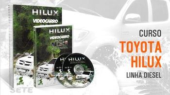 Curso - Diesel - Hilux - Módulo 15 - VIDEOCARRO - 11.10.01.256 - Unitário