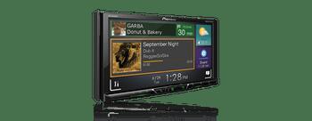 Multimídia Receiver - Pioneer - AVH-A4180TV - Unitário