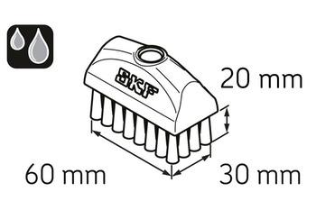 Escova 30 x 60 mm - SKF - LAPB 3x7E1 - Unitário