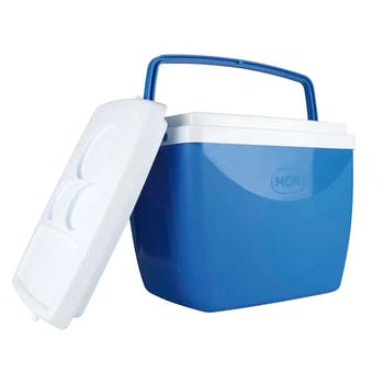 Caixa Térmica Azul 18L - Mor - 25108181 - Unitário