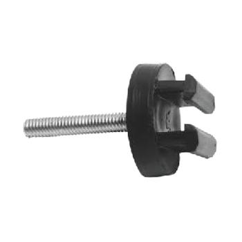 Retentor Externo do Para-Choque com Parafuso Curto - Ponteiras Rodrigues - 8229 - Unitário