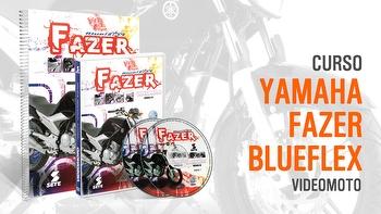 Yamaha Fazer BlueFlex - VIDEOCARRO - 11.10.01.257 - Unitário