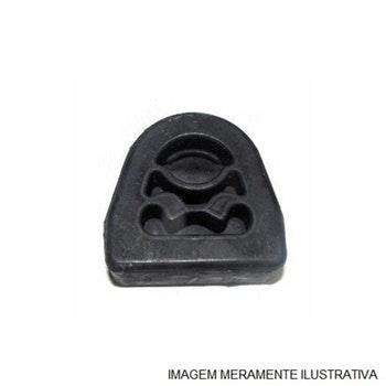 Coxim do Escapamento Traseiro - Original Fiat - 51708151 - Unitário