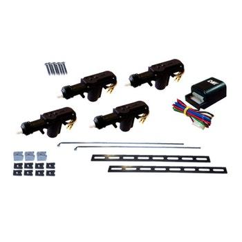 Kit de Travas Elétricas Para 4 Portas - 12V - DNI 2023 - DNI - DNI 2023 - Unitário