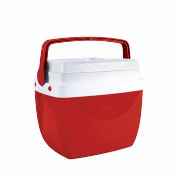 Caixa Térmica Vermelha 12L - Mor - 25108212 - Unitário