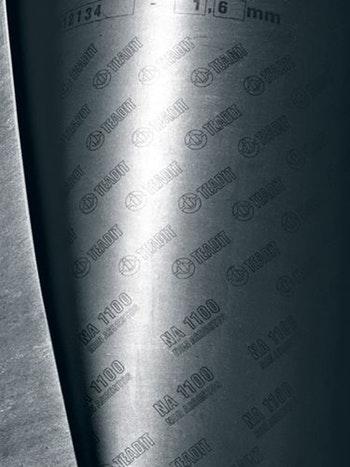 Papelão Hidráulico NA 1100 - Natural Espessura 0,80mm Folha 1,5x1,6mm - Teadit - NA-1100-NAT - Unitário