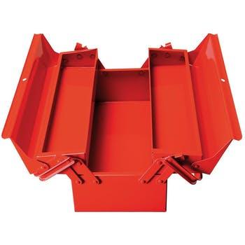 Caixa de Ferramentas em Aço Especial com 3 Gavetas e Alças Fixas - Tramontina - 43800002 - Unitário