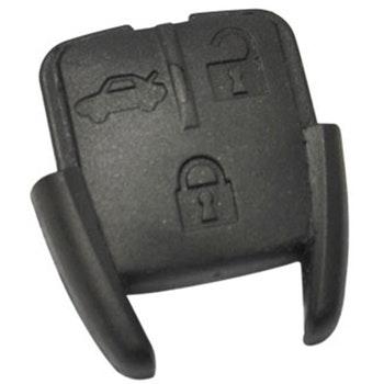 Capa do Telecomando 3 botões - Universal - 41285 - Unitário