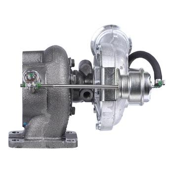 Turbocompressor K16 - BorgWarner - 70000174636 - Unitário