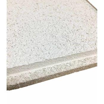 Forro Mineral Cirrus Tegular Caixa com 12 Placas 19 x 625 x 625mm 4,68m² - Armstrong - 3412 - Unitário