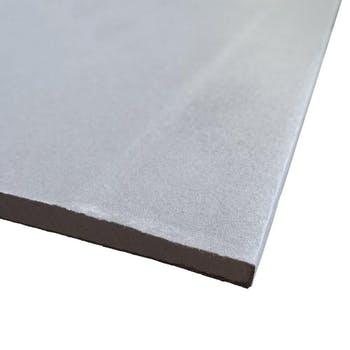 Placa de Gesso para Drywall Standard com Rebaixo (ST) 12,5mm x 1,2 x 2,4m - Gypsum - 510122403 - Unitário