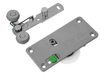 Rodízio SD524 para 1 porta