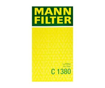 Filtro de Ar - Mann-Filter - C 1380 - Unitário