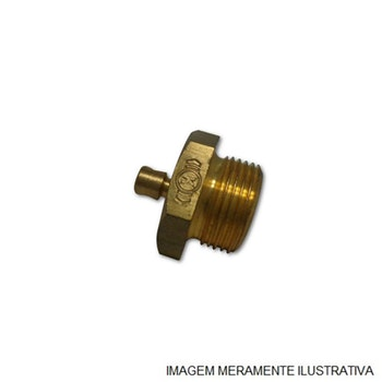 DRENO MANUAL - Knorr - I85380 - Unitário