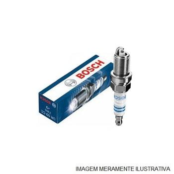 Vela de Ignição - WR91 OPALA 1987 - Bosch - 0242222501 - Unitário