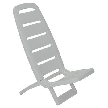 Cadeira de Praia Guarujá Branca em Polipropileno - Tramontina - 92051010 - Unitário