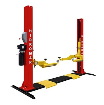 Elevador Hidráulico Hb 3.2 Toneladas - Hidromar - 1010015 - Unitário