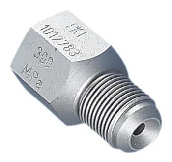 Niple com rosca de tubo G e métricas - SKF - 1012783 E - Unitário
