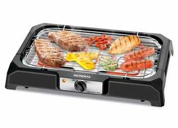 Churrasqueira Elétrica Grand Steak Grill - Mondial - CH-05 - Unitário