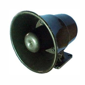Sirene Eletrônica - 12V - 1,5A - DNI 3190 - DNI - DNI 3190 - Unitário