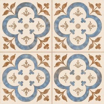 Piso Porcelanato Gran Cattedrally Acetinado Caixa com 5 Peças 62 x 62cm 1,93m² - Embramaco - 62008 - Unitário