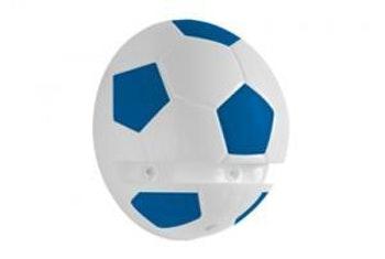 Suporte Plástico Bola de Futebol 14 x 15cm - Prat-K - 8530003 - Unitário