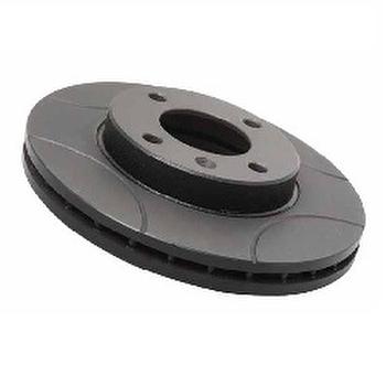 Disco de Freio Dianteiro Sólido - Fremax - BD1815 - Par
