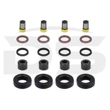 Kit de Filtros para Bico Injetor - DS Tecnologia Automotiva - 1261 - Unitário
