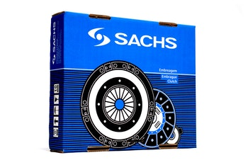 Kit de Embreagem - SACHS - 6411 - Kit