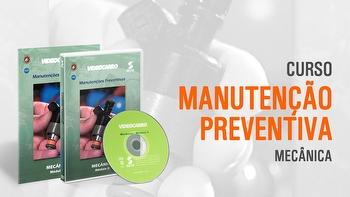 Curso - Mecânica - Manutenções Preventivas - Módulo 2 - VIDEOCARRO - 11.10.02.164 - Unitário