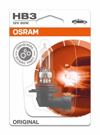 Lâmpada Halogena HB3 - Osram - 9005 - Unitário