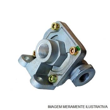 Válvula de Descarga Rápida - Knorr - i90268 - Unitário