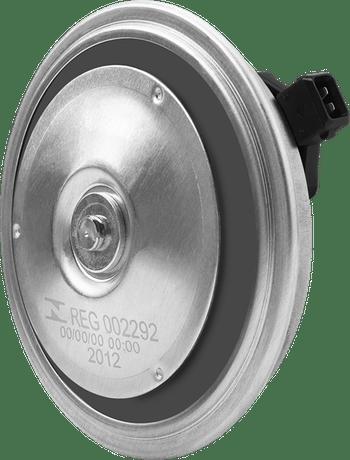 Buzina Disco - HK 9HC - Fiamm - 99500509 - Unitário