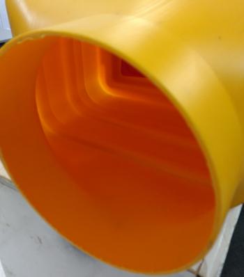 Reservatório 43 litros - Caixa de semente - AGR Peças - AGR Peças - 229342 - Unitário