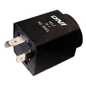 Sinalizador Acústico - 24V - DNI 0517 - DNI - DNI 0517 - Unitário