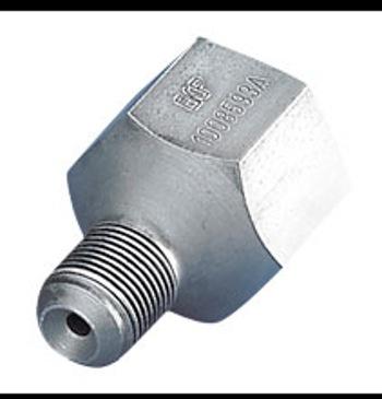 Niple com rosca de tubo G e métricas - SKF - 1008593 E - Unitário