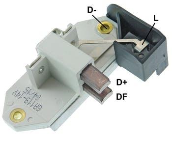 Regulador de Tensão - Gauss - GA119 - Unitário
