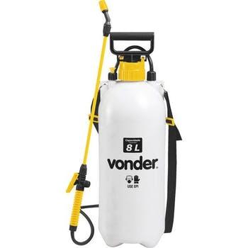 Pulverizador Lateral com Compressão Prévia PL 008 8L - Vonder - 62.40.008.000 - Unitário