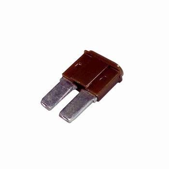 Fusivel Micro Lamina 2 Term. 7,5A - Universal - DNI 317707 - DNI - DNI 317707 - Unitário