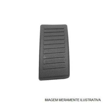 Capa do pedal do acelerador - Jahu - 39915-2 - Unitário