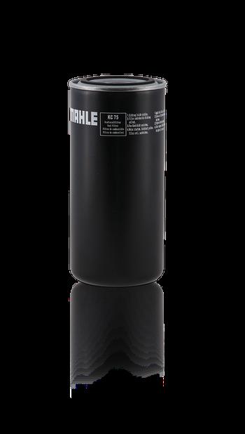 Filtro Blindado de Combustível - MAHLE - KC75 - Unitário