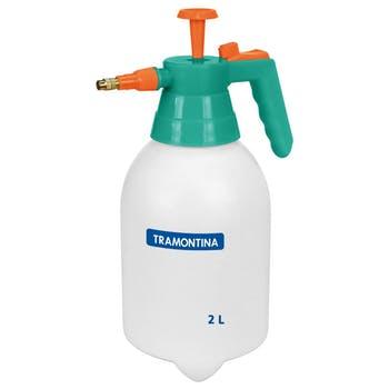 Pulverizador Manual em Plástico Compressão Prévia 2L - Tramontina - 78610200 - Unitário