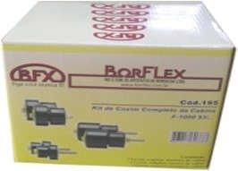 Kit Completo da Cabine - BORFLEX - 195 - Kit