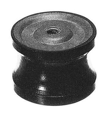 Coxim do Suporte Dianteiro do Motor - BORFLEX - 136 - Unitário